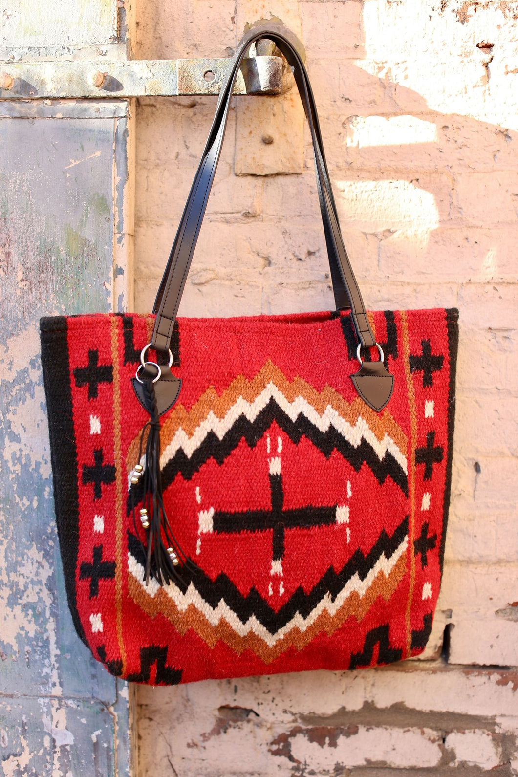 Navajo Wool Bag