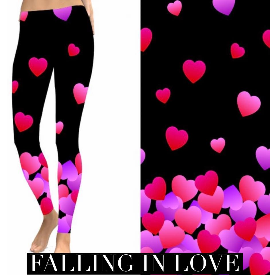 Falling In Love Leggings