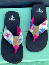 Load image into Gallery viewer, Bahama Mama Flip Flops