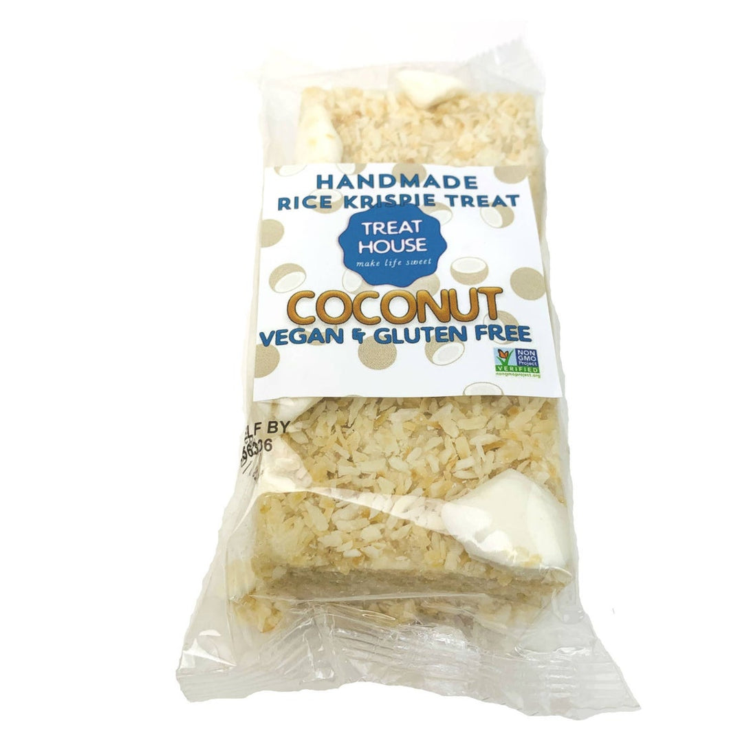 Treat House Vegan & Gluten Free Rice Krispy Treats