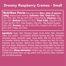 Load image into Gallery viewer, Dreamy Raspberry Cremes