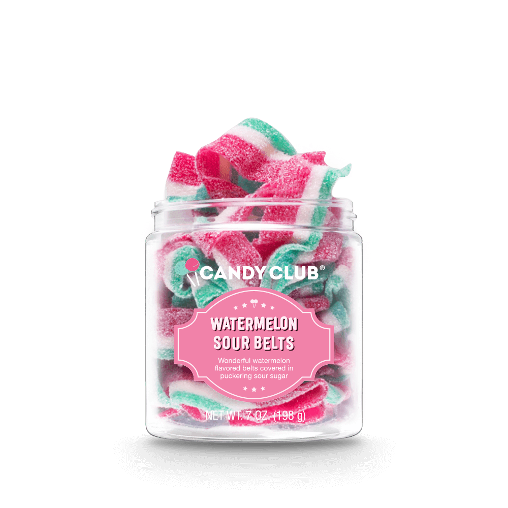 Watermelon Sour Belts