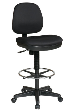 Lumbar Support Drafting Chair by Office Star