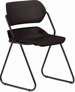 OFM Armless Plastic Stacking Chair 202