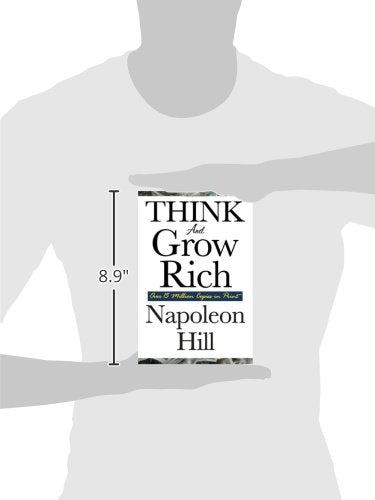 Think and Grow Rich: Hill, Napoleon: Amazon.com.au: Books
