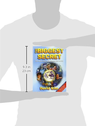 The Biggest Secret: The Book That Will Change the World (Updated Second Edition): David Icke: Amazon.com.au: Books