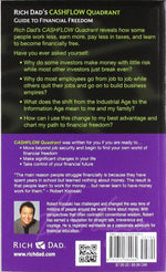 Load image into Gallery viewer, Rich Dad's Cashflow Quadrant: Guide to Financial Freedom: Kiyosaki, Robert T.: Amazon.com.au: Books