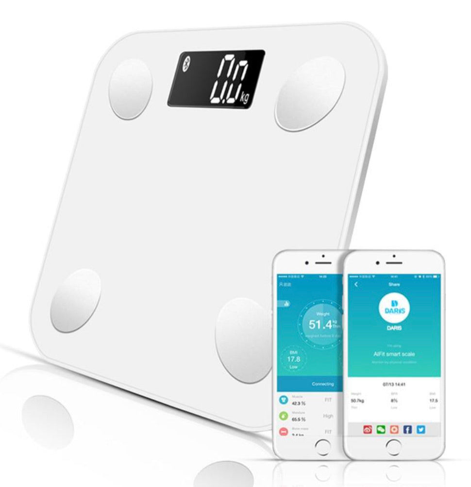 Digital Weight™ | In contact met je gezondheid - Worthlabels