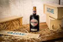 Load image into Gallery viewer, Cazcabel Coffee Tequila - 70cl Gift Box
