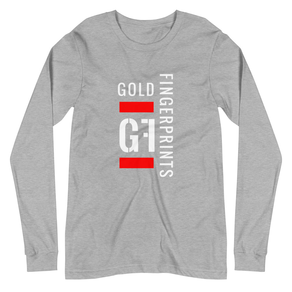 goldfingereprints.myshopify.com/Men's Long Sleeve Tee