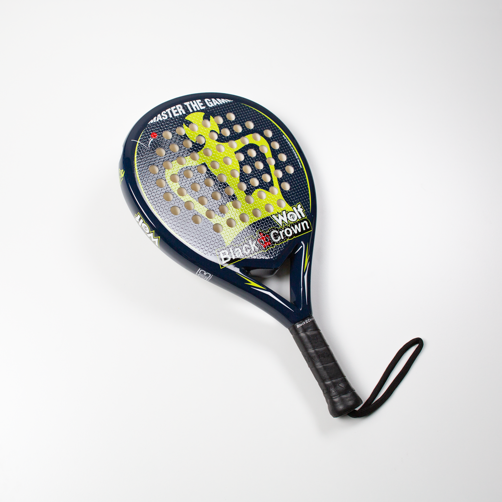 black crown wolf padel