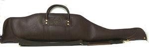 Leather Rifle Case w/ Cooper Logo