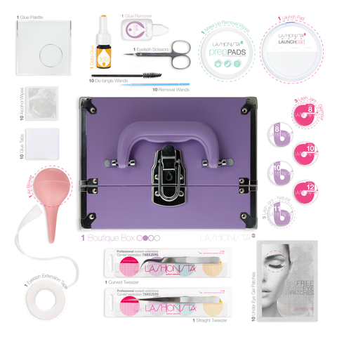 cheap eyelash extension kit