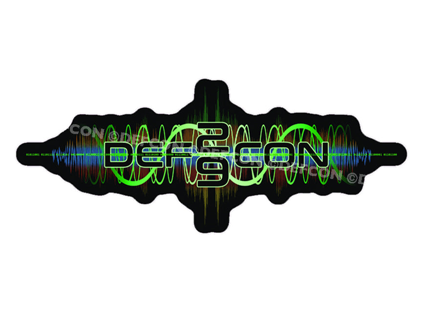 DEF CON 29 Sticker set PREORDER ships 5.10.21