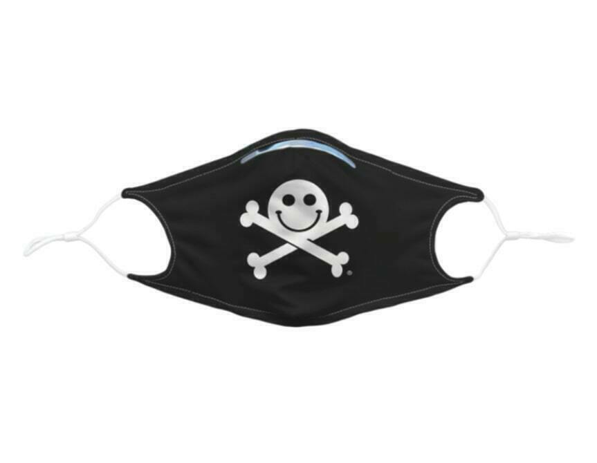 DEF CON SAFEMODE Pirate Jack face mask