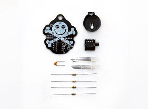 DEF CON Jack badge kit