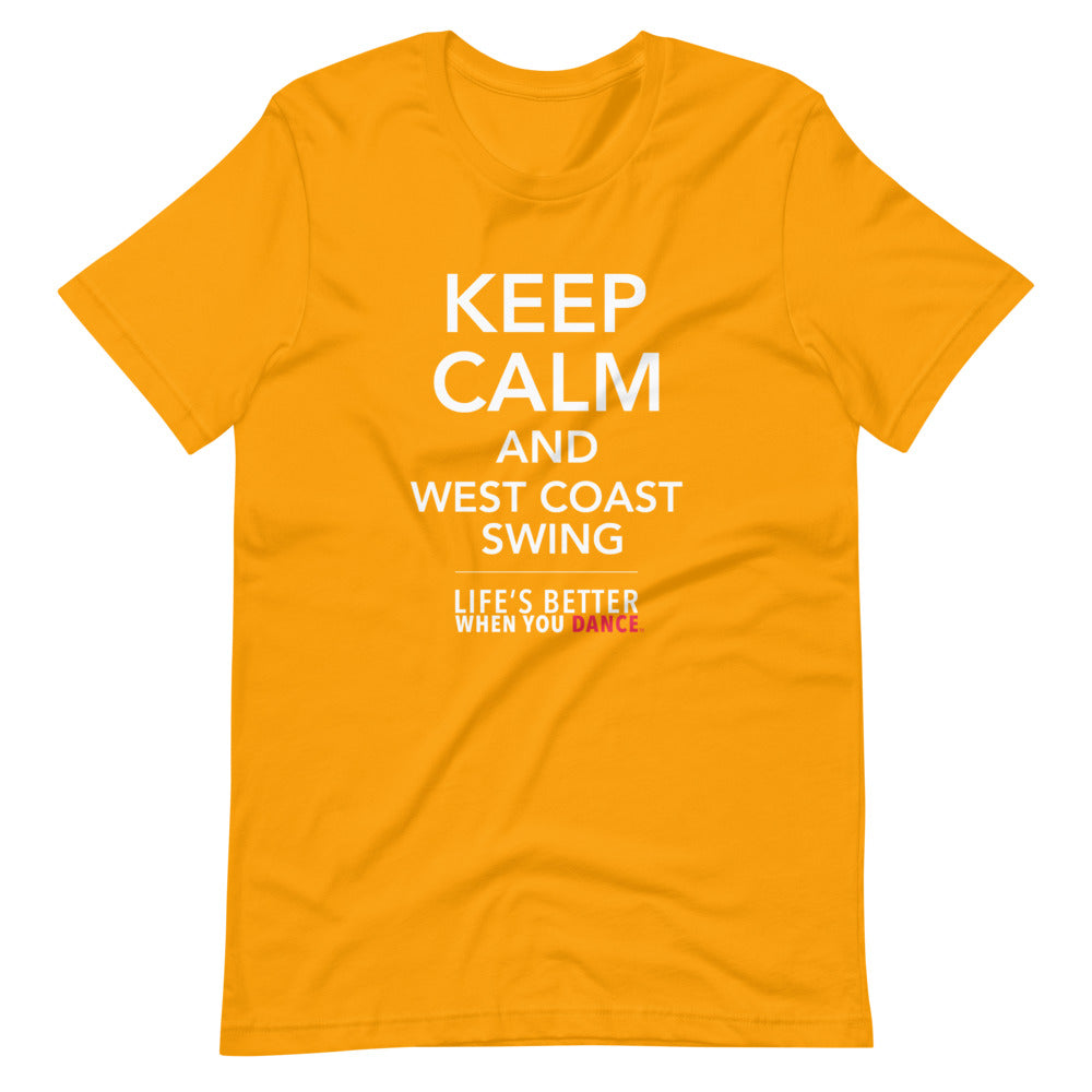 West Coast Swing T-Shirt