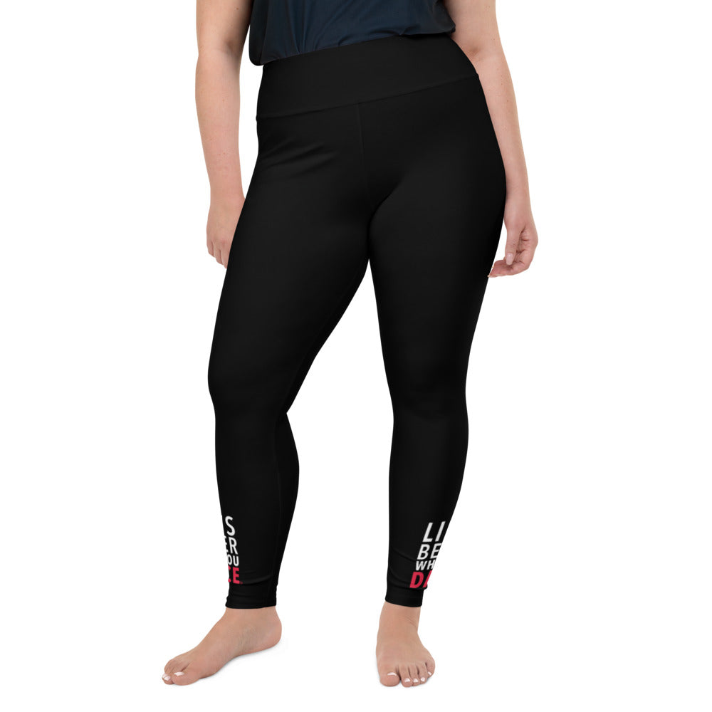 LBWYD Plus Size Leggings
