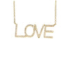Diamond Love Pendant