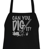 Aprons for Gardeners & Plant Lovers! 6 Designs to Choose From.