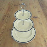 NAVY BLUE CAKE STAND #418
