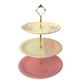 PINK CAKE STAND #606