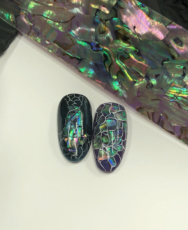Nail Art Shell Sticker
