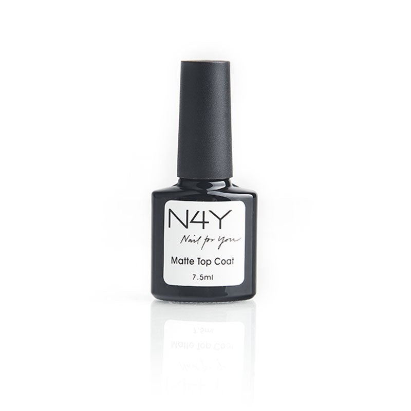 Gellack Matte Top Coat