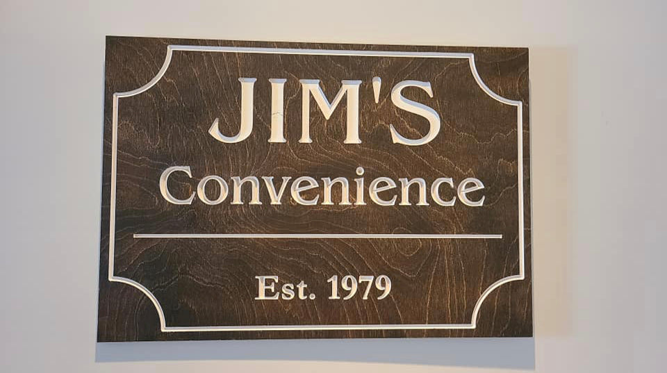 How much does a custom sign cost new brunswick