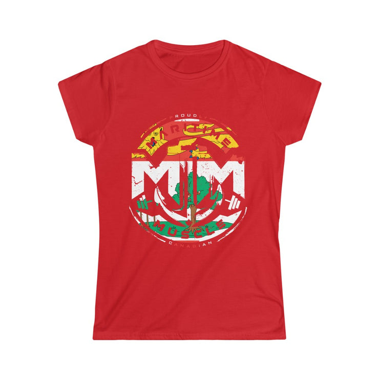 Classic PEI Ladies T-Shirt