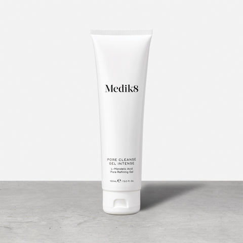 Pore Cleanse Gel Intense™ by Medik8. A L-Mandelic Acid Pore Refining Gel.