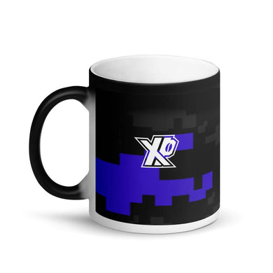 XP CAMO MAGIC MUG  (matte black) - XPCoffeeCo