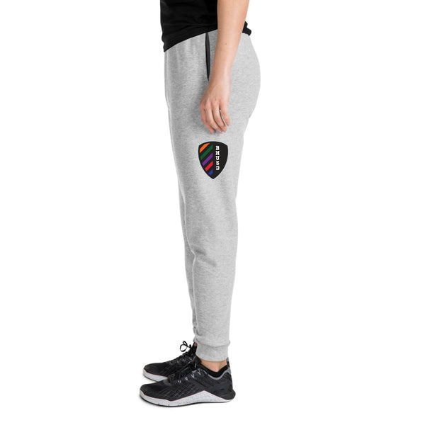 BHUSD Color Shield Unisex Joggers