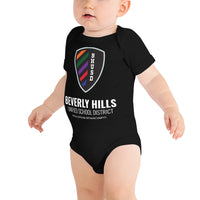 BHUSD Front and Back Onesie - The Future of Beverly Hills