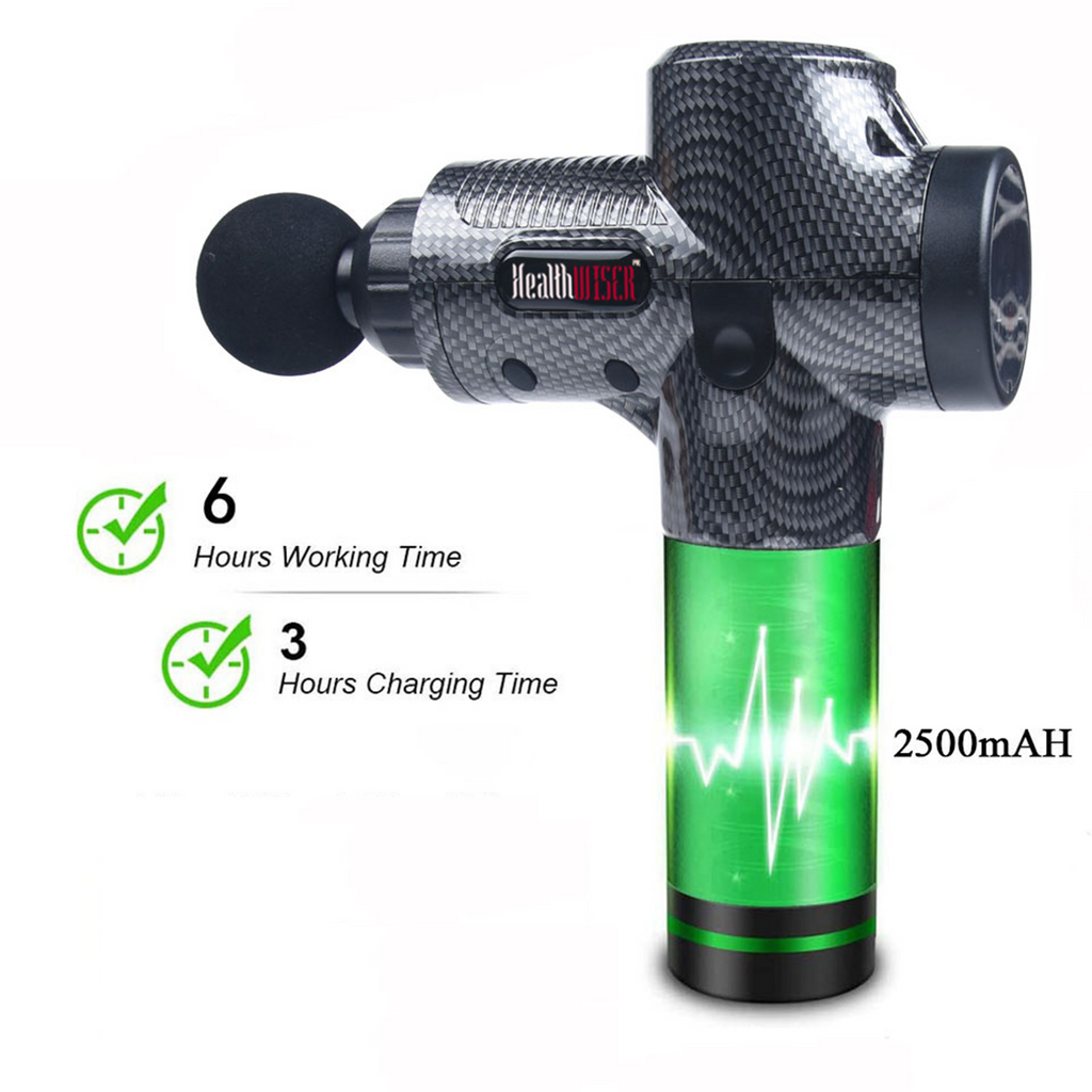 Strong Battery in massage gun