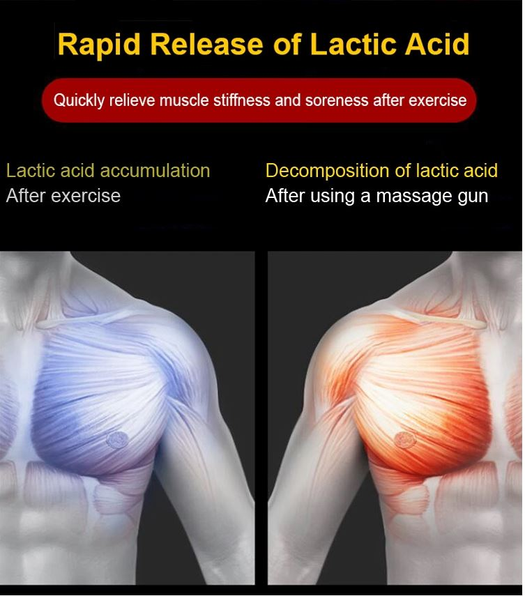 Rapid Release of Pain