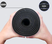 2020 Thick Printed Yoga Printing Mat (6MM) - Health Wiser