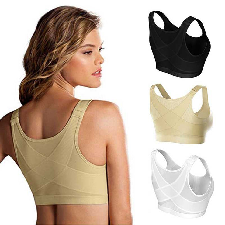Women Posture Corrector Lift Up Bra - Health Wiser