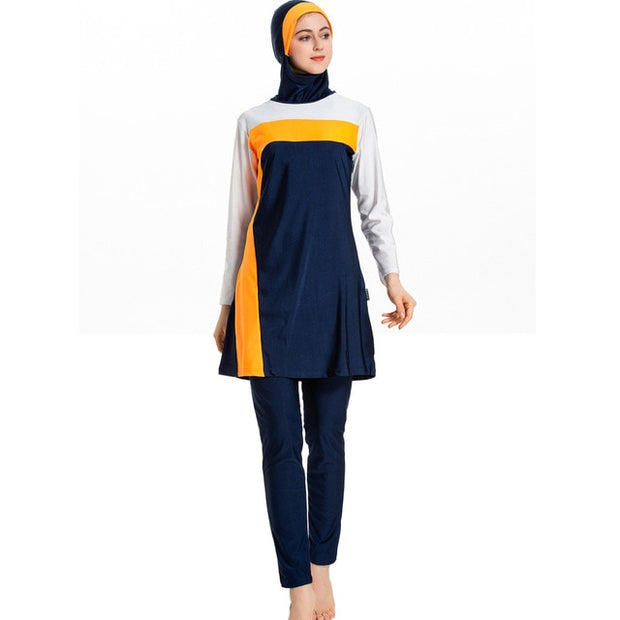Full Cover Burkini Muslim Swimwear - Health Wiser