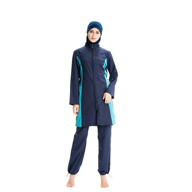 Burkinis Muslim Full Cover Thin Sportswear - Health Wiser