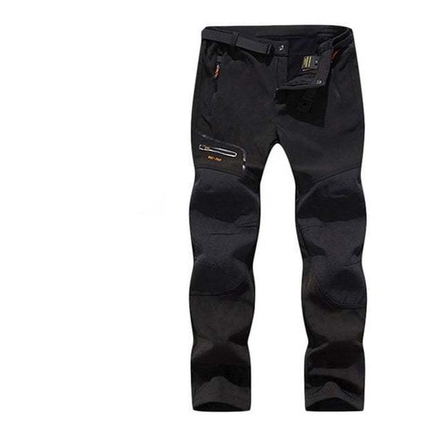 Quick-Dry Waterproof Snow Ski Windproof Fleece Pants - Health Wiser