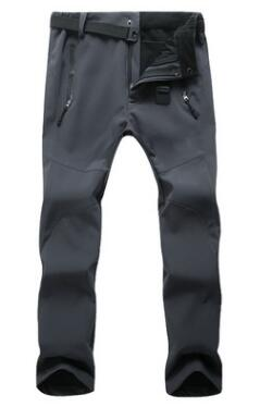 Men's Soft Shell Waterproof Winter Ski Snowboarding Pant - Health Wiser