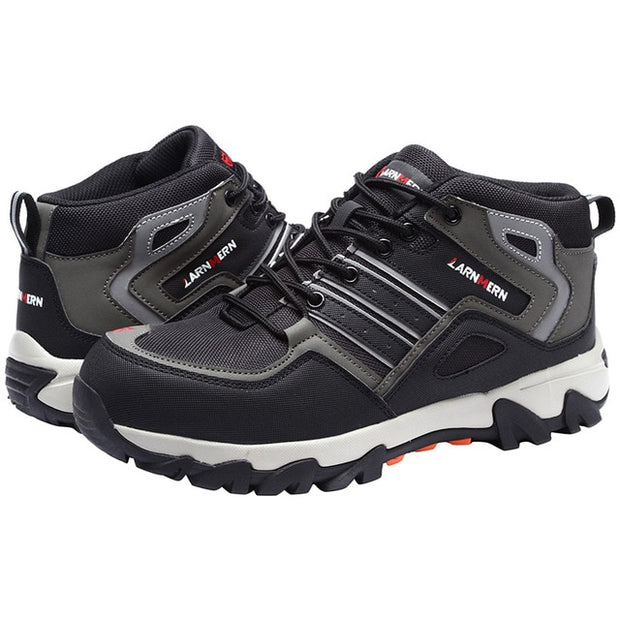 Men's Steel Toe Safety Shoes - Health Wiser