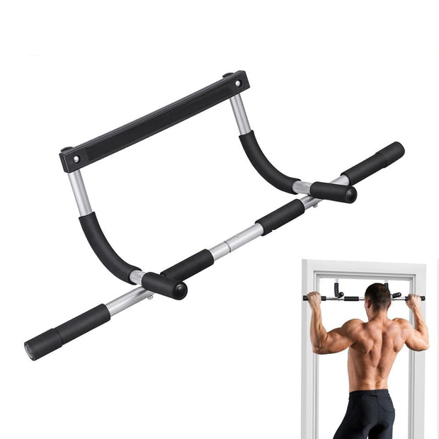 Fitness Workout  Pull Up Bar - Health Wiser