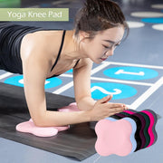 Yoga Knee Pads Cushion Support - Health Wiser