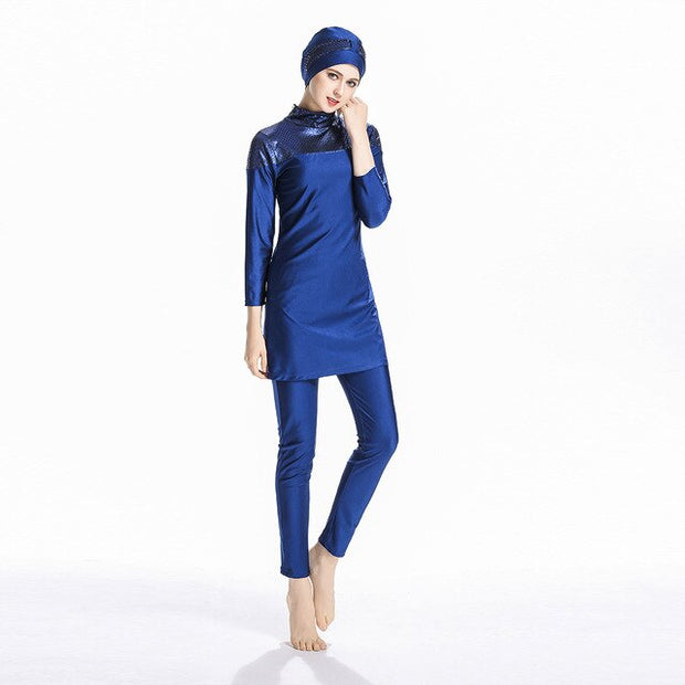 Muslim Women Swimwear Full Cover Burkini - Health Wiser