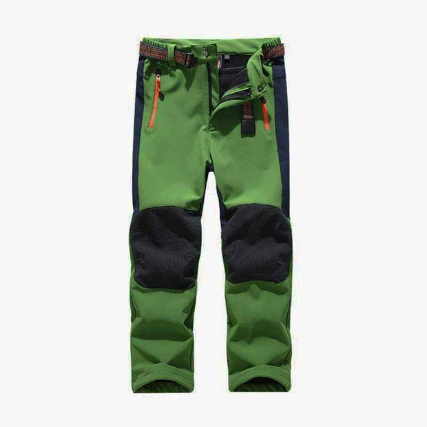 Fleece Lined Snow Ski Pants - Health Wiser