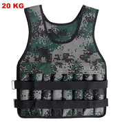 Fitness weighted body vests - Health Wiser