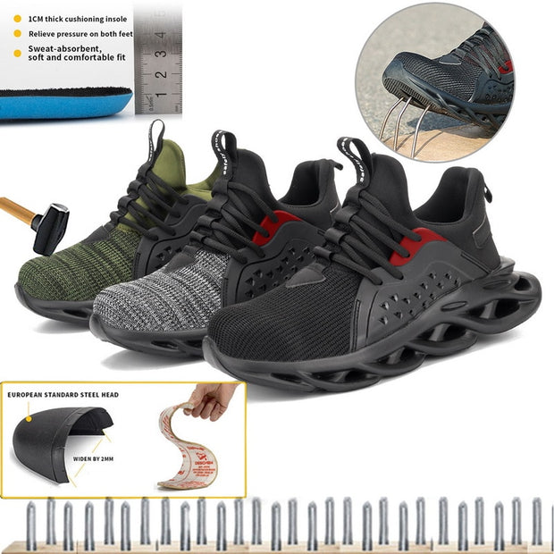 Indestructible Breathable shoes for Men - Health Wiser