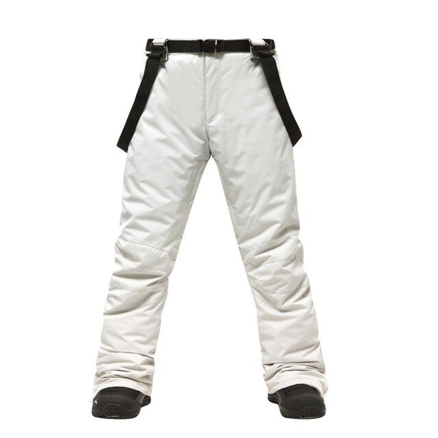 Men Waterproof Breathable Winter Snowboard Pants - Health Wiser